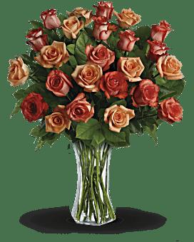 Bouquet Splendeur aurore