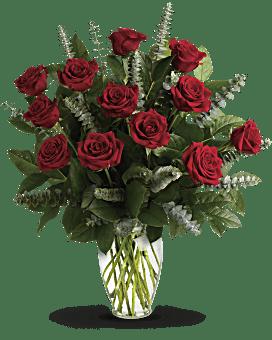 Amour éternel bouquet