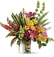 Pretty Paradise Bouquet Flowers
