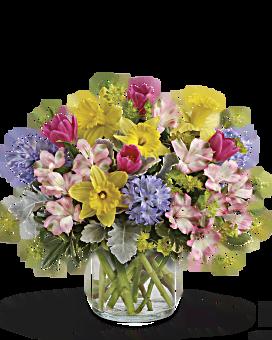 Springtime's Here Bouquet Bouquet