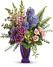 Teleflora's Painterly Pastels Bouquet Flowers