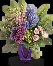 Teleflora's Painterly Pastels Bouquet Flowers