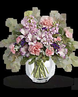 Teleflora's Pretty Pastel Bouquet Bouquet