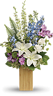 Nature's Best Bouquet by Teleflora Flowers