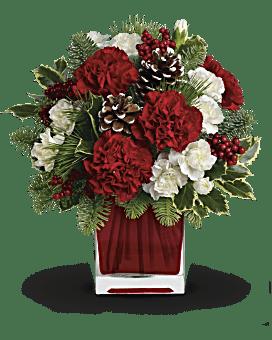 Arrangement floral Faites plaisir de Teleflora