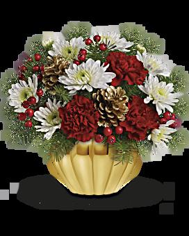 Precious Traditions Bouquet by Teleflora Flower Arrangement