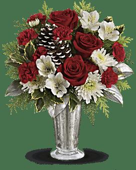 Bouquet Réjouissance intemporelle de Teleflora