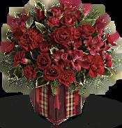 Season's Surprise Bouquet by Teleflora Flowers