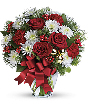 Merry Beautiful Bouquet Teleflora