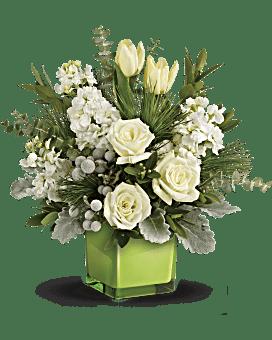 Bouquet Éclat hivernal de Teleflora