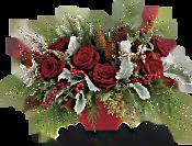 Winter Blooms Centrepiece DX Flowers