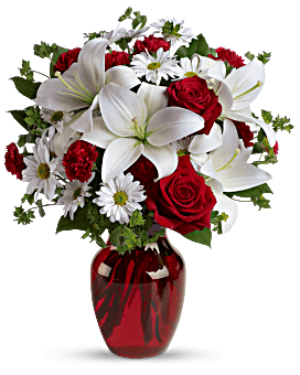 Be My Love Bouquet with Red Roses Bouquet