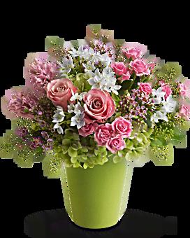 Enchanted Blooms Flower Arrangement