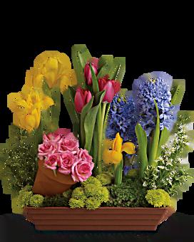 Spring Favorites Flower Arrangement