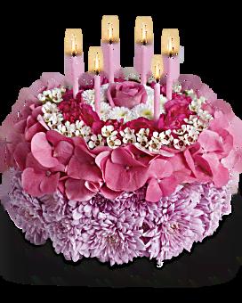 Arrangement floral Votre journée spéciale
