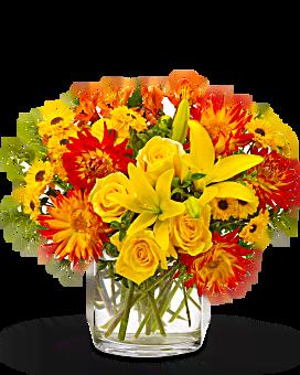 Summer Samba Bouquet