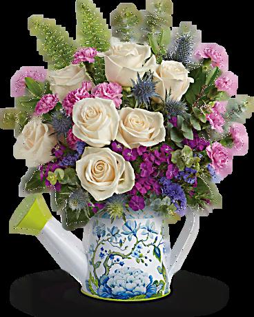 teleflora bouquets splendid garden