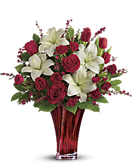 types of flowers in bouquets. love\u0027s passion bouquet by teleflora types of flowers in bouquets