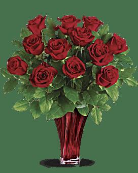 Teleflora's Legendary Love Bouquet Bouquet
