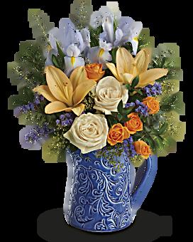 Teleflora's  Spring Beauty Bouquet Bouquet