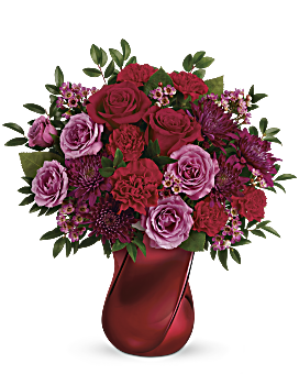 Teleflora's Mad Crush Bouquet Bouquet