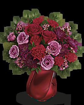 Teleflorau0027s Mad Crush Bouquet Bouquet