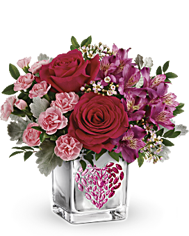 Teleflora's Young At Heart Bouquet Bouquet