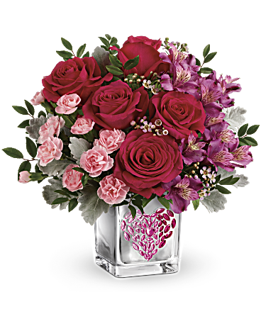 This Year Gift A Teleflora Valentine's Day Bouquet