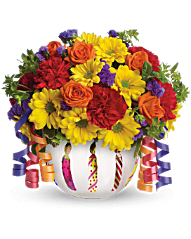 Your Special Day Flower Arrangement Teleflora