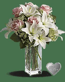 Bouquet Harmonie céleste de Teleflora