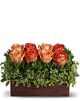 Teleflora's Uptown Bouquet Flower Arrangement