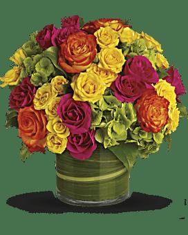 Bouquet de fleurs Fleurs en vogue