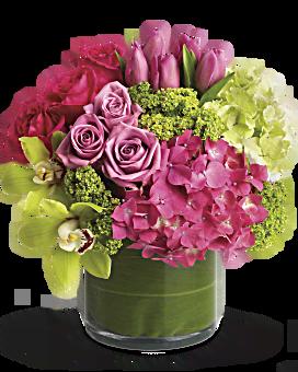 New Sensations Bouquet