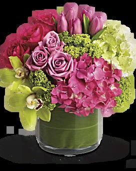 Nouvelles Sensations Bouquet