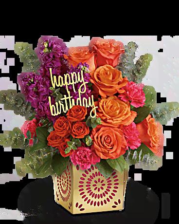 Feliz cumplea os sihrun for Bouquet de fleurs 6 lettres