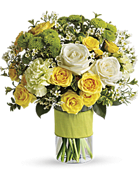 Your Sweet Smile by Teleflora Bouquet