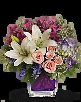 Teleflora's Garden Romance Bouquet