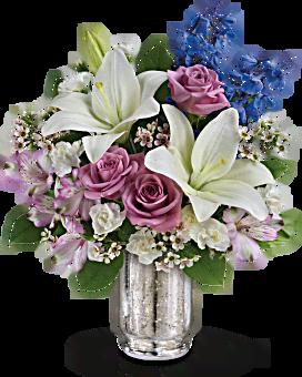 Teleflora's Garden Of Dreams Bouquet Bouquet