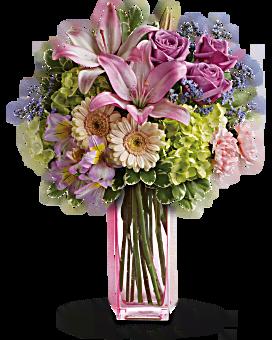 Teleflora's Artfully Yours Bouquet Bouquet