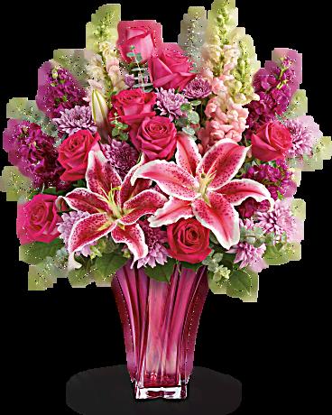 teleflora bouquets bold elegance
