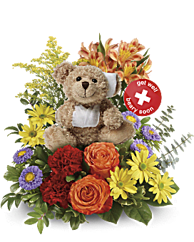 Get Better Bouquet by Teleflora Flower Arrangement