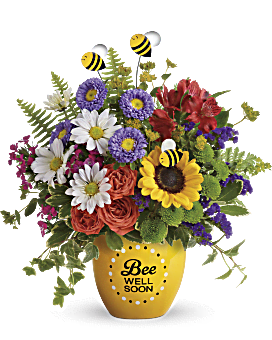 Teleflora's Garden Of Wellness Bouquet Bouquet