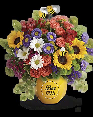 Telefloras Garden Of Wellness Bouquet