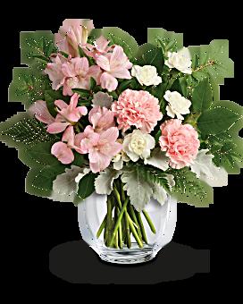 Bouquet Doux murmure de Teleflora
