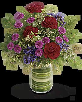 Bouquet Amour vivide de Teleflora
