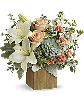 Bouquet Lever de soleil désertique de Teleflora