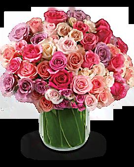 Bouquet Rose extase