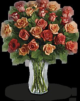 Sunrise Splendor Bouquet